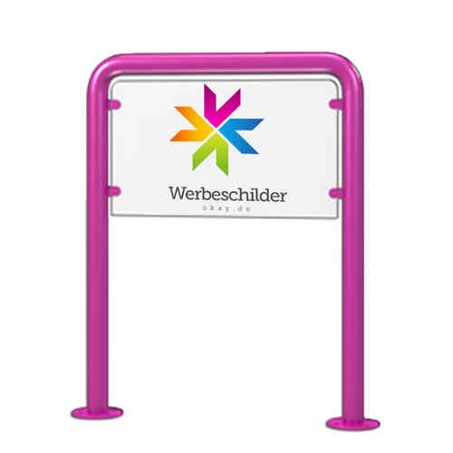 Standschild ColorArt-1000