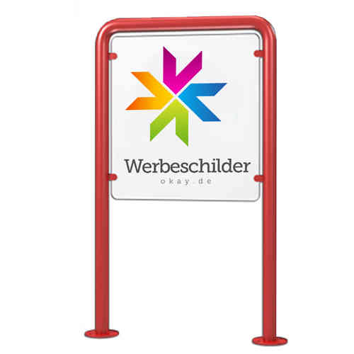 Standschild ColorArt-2000