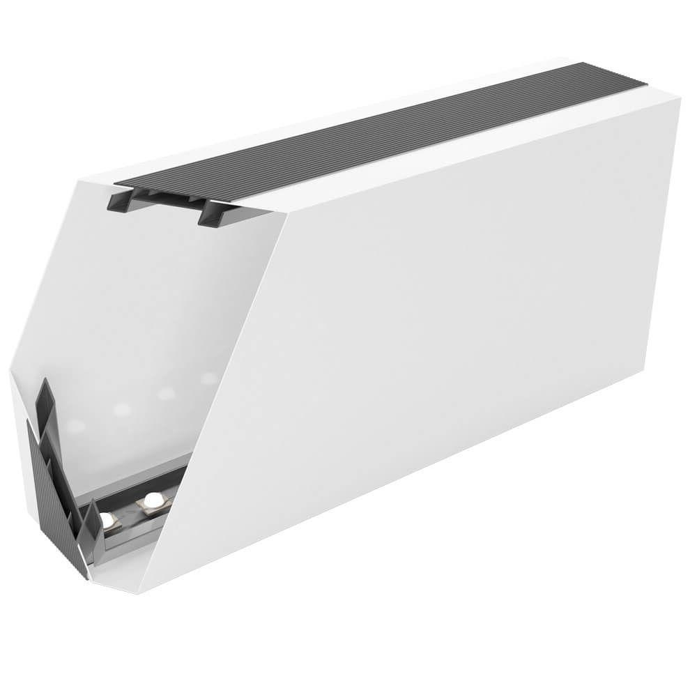 leuchtkasten mit haube beidseitig led g nstiger preis kaufen. Black Bedroom Furniture Sets. Home Design Ideas