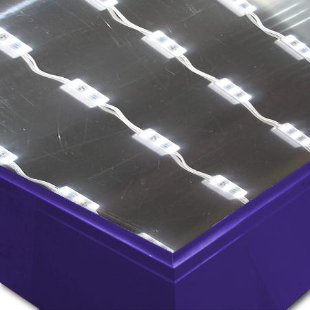 wand leuchtkasten mit scheibe einseitig led preis g nstig kaufen. Black Bedroom Furniture Sets. Home Design Ideas
