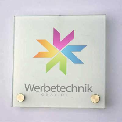 Türschild BüroEdelstahlBüroschild150x150 mmNEUOhne Versandkosten!